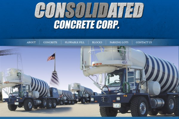 Consolidated Concrete