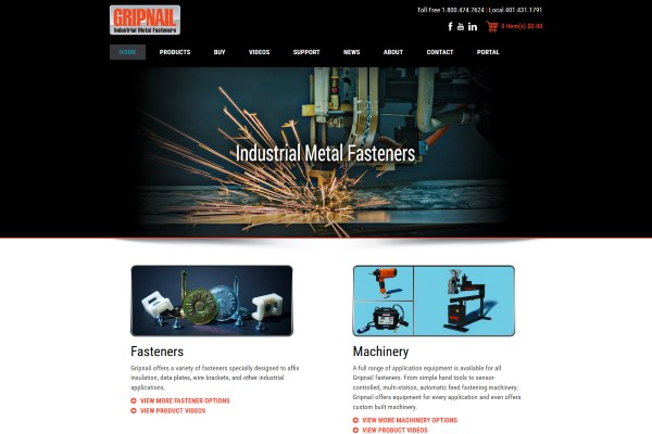 Gripnail Corporation