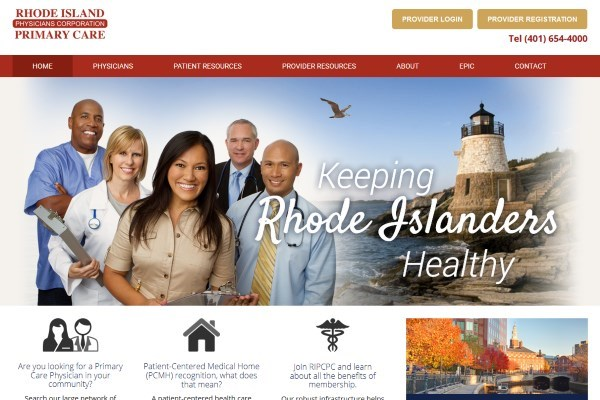 Rhode Island Primary Care Physician Corp.