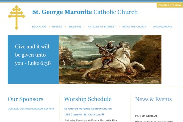 St. George Maronite